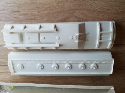 Italeri 725 Jumbo Tanker Trailer