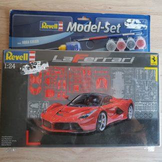 Revell la Ferrari set
