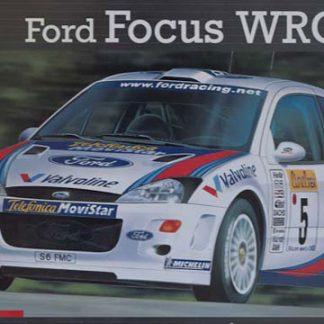Revell 07227 Ford Focus WRC